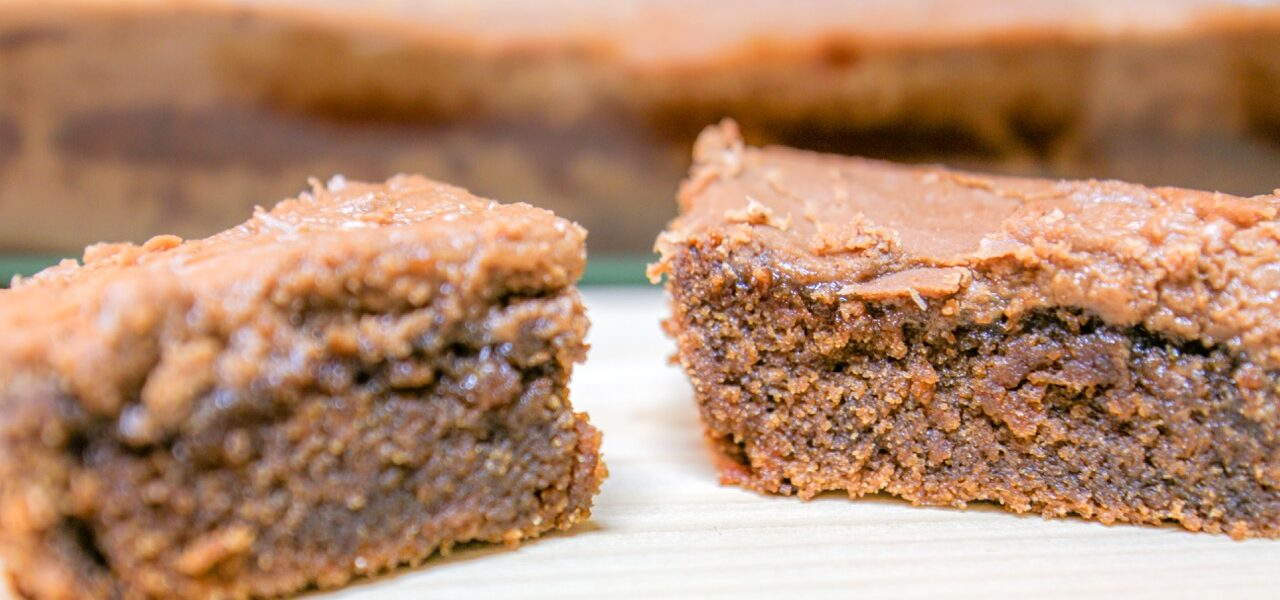 GiGi's catering makes delicious brownies for any dinner party or event.